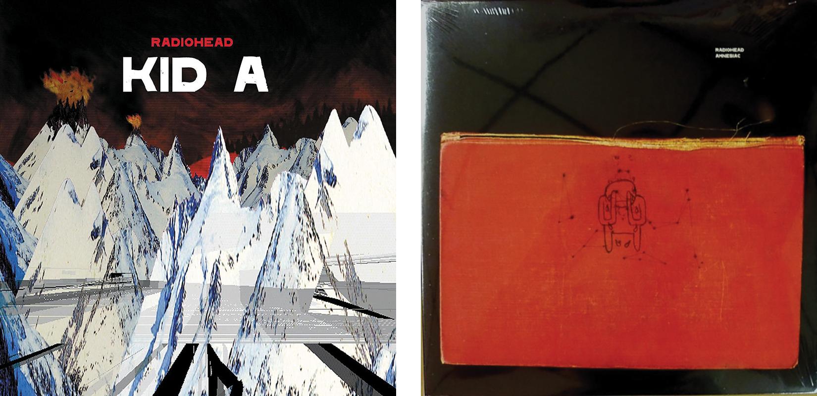 Radiohead S Kid A And Amnesiac Are Now On Heavyweight 12