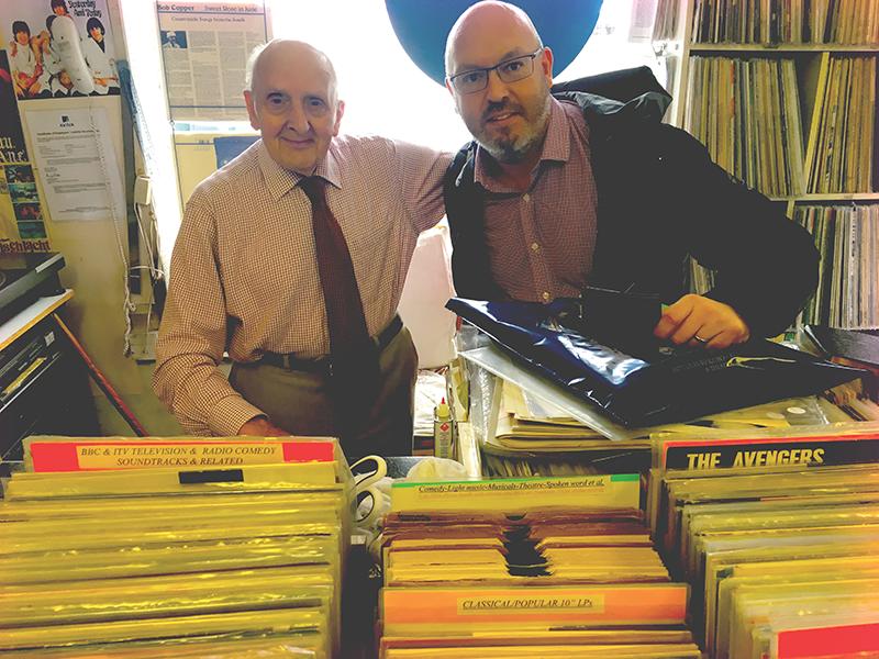 Brighton Record Stores