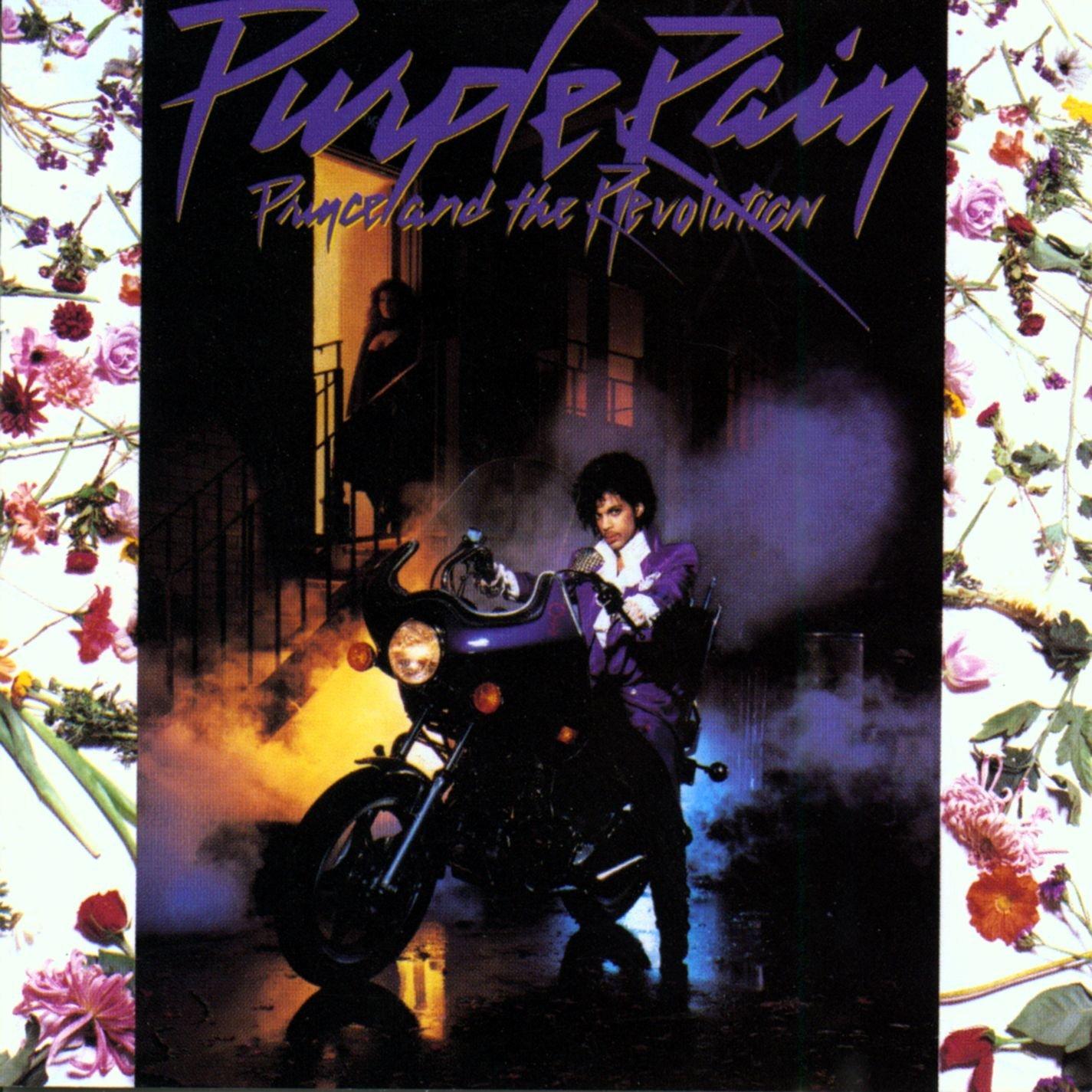 purple rain reissue