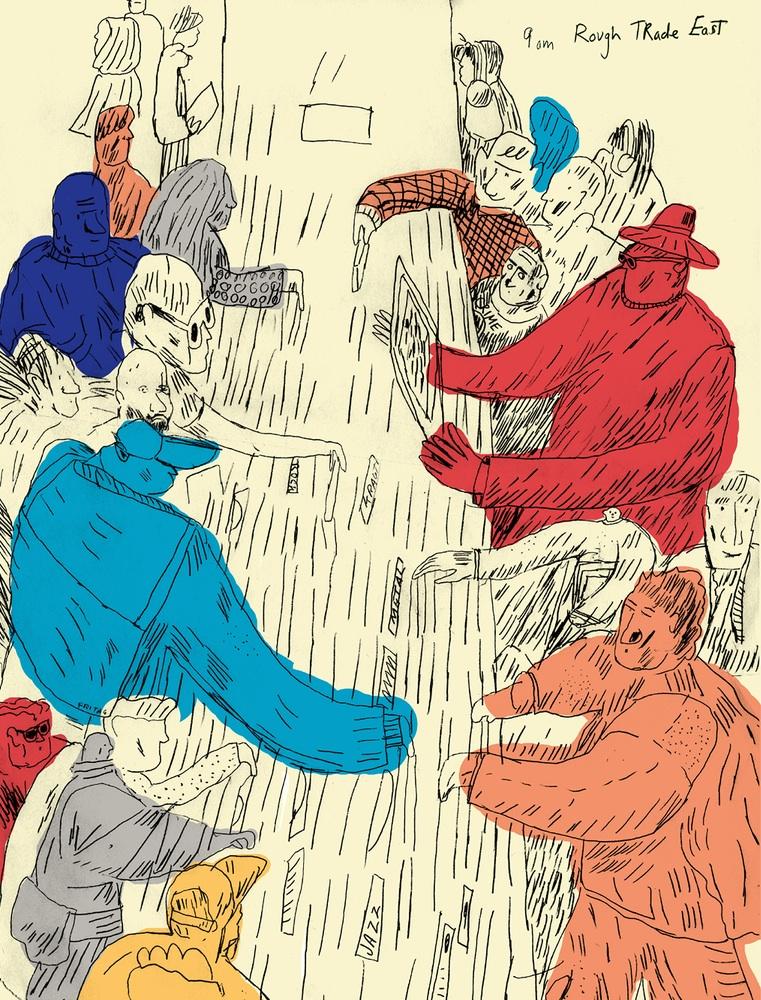 John Molesworth S Illustrations Capture The Magic Of