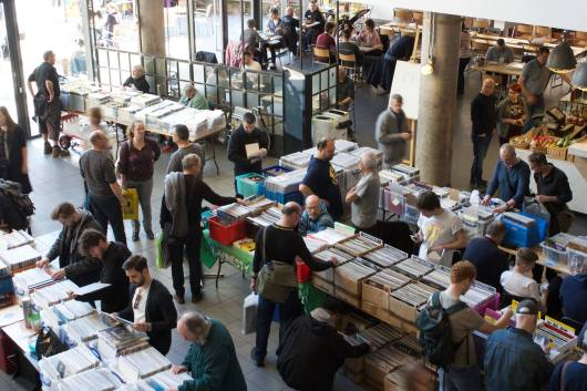 colston hall record & cd fair