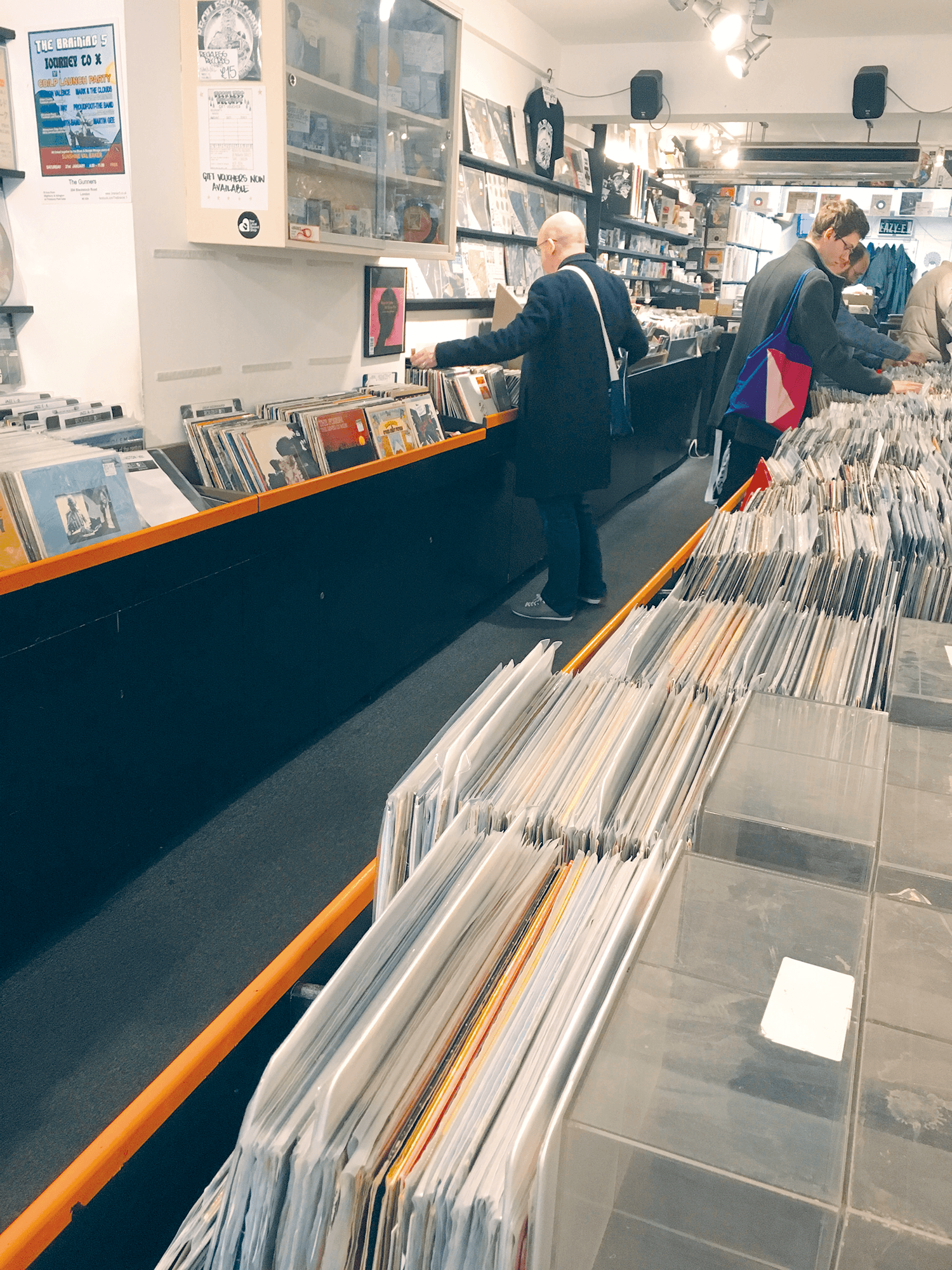 The Trip: Soho's Best Record Stores
