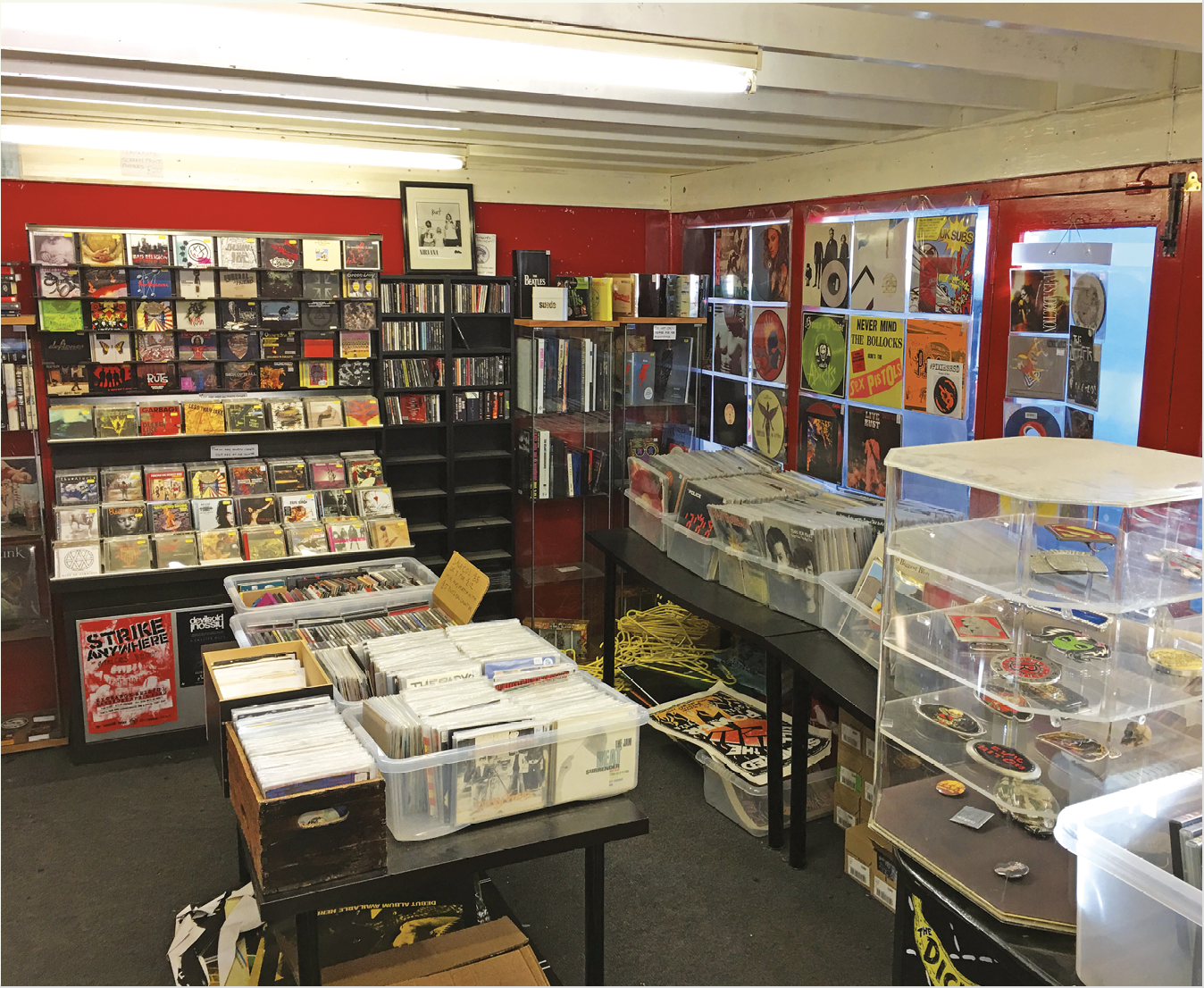 The Trip: Bristol's Best Record Stores