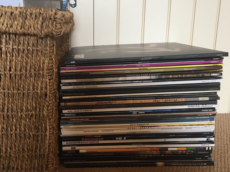 storing your vinyl
