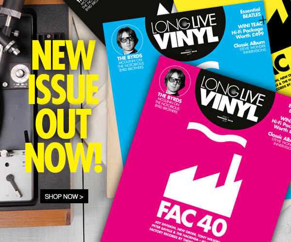 Long Live Vinyl Issue 11