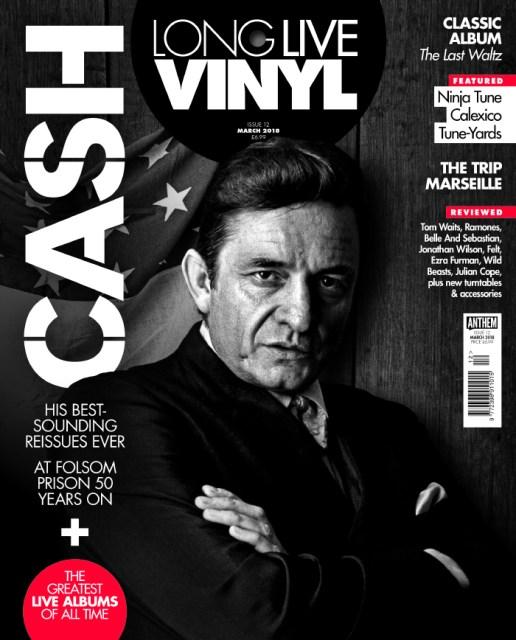 Long Live Vinyl Issue 12