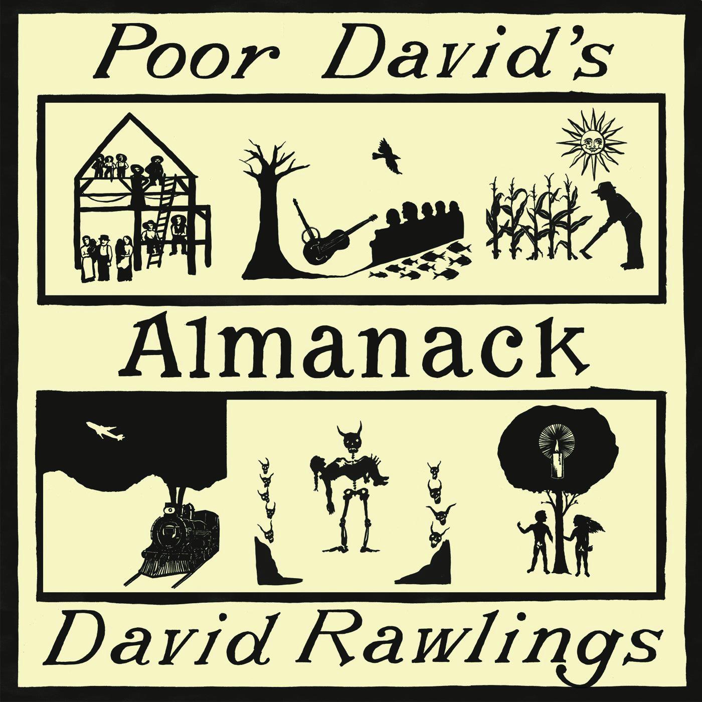 DavidRawlings album cover