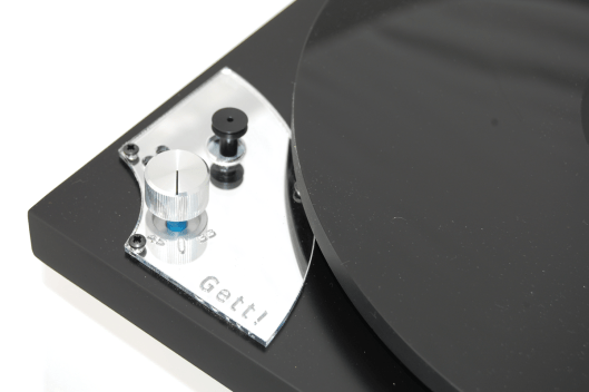 Gett turntable switch