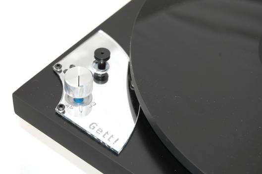 Gett turntable switch