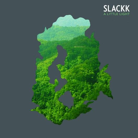 Slackk album cover grime vinyl