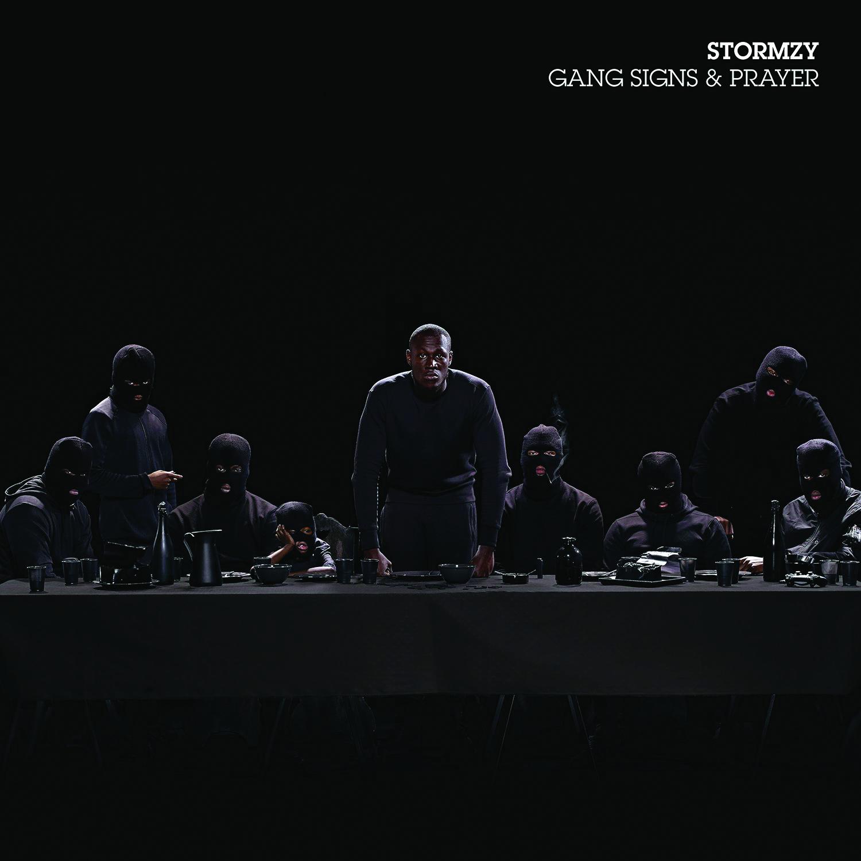 Genre 5 Stormzy album cover