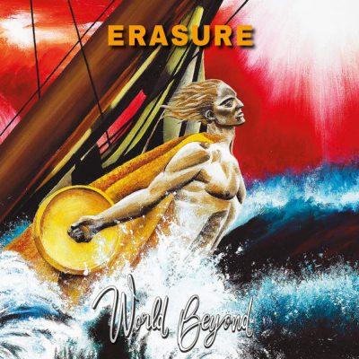 Erasure World Beyond album cover
