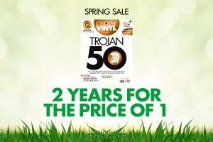 Long Live Vinyl Spring Sale