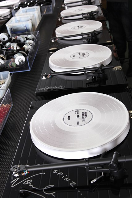 Record Store Day Rega turntable