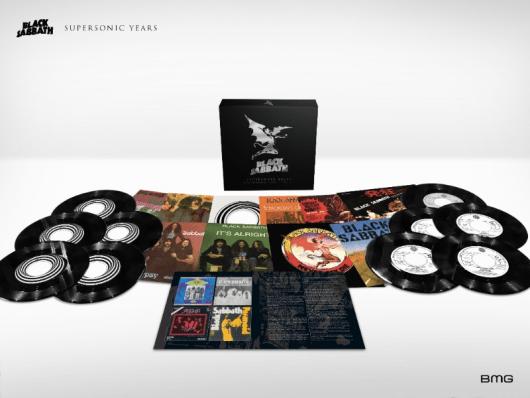 Black Sabbath Supersonic Years