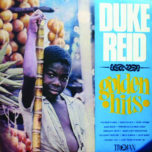 Duke Reid - Golden Hits