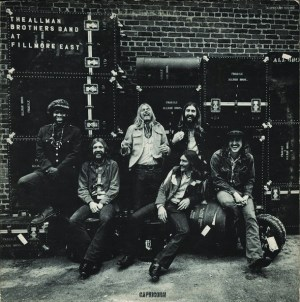 At Fillmore East – The Allman Brothers Band