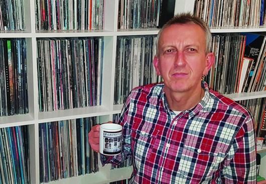 The Vinylist: Jason Schofield