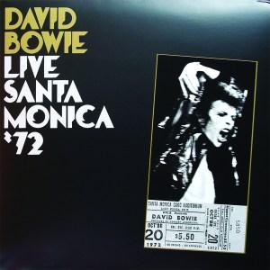 David Bowie –Live Santa Monica 72