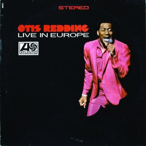 Live In Europe – Otis Redding
