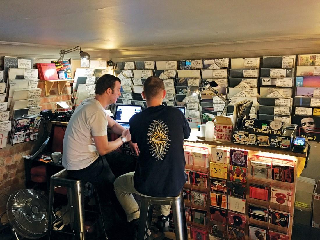 Eastern B Record Shop