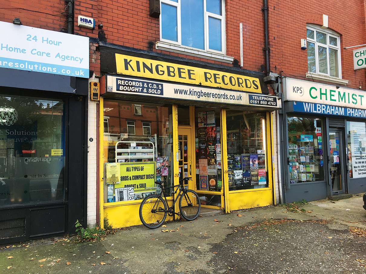 Kingbee Records, Manchester