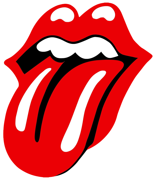The Rolling Stones Lips Logo