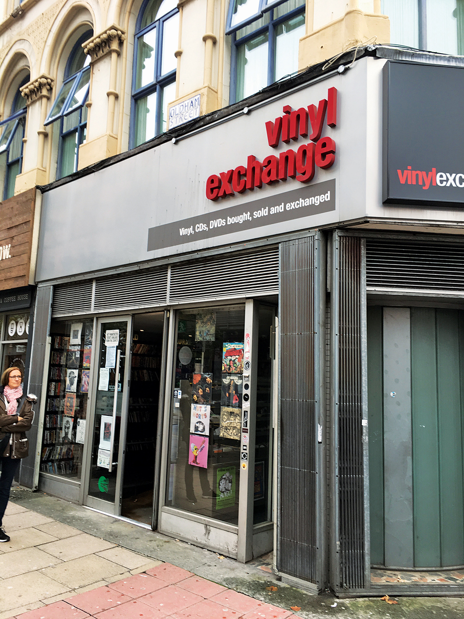 Vinyl Exchange Manchester Record Shops