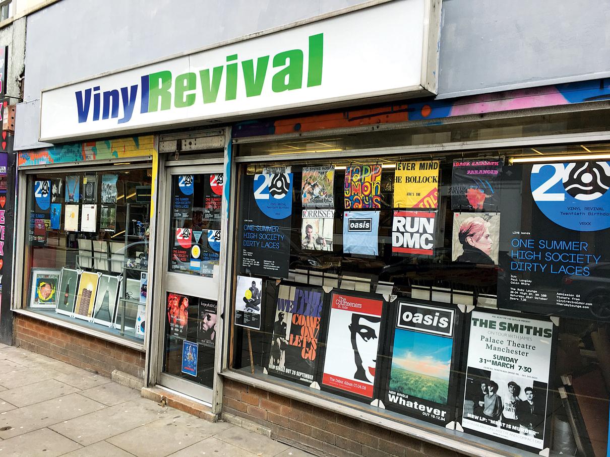 Vinyl Revival, Manchester