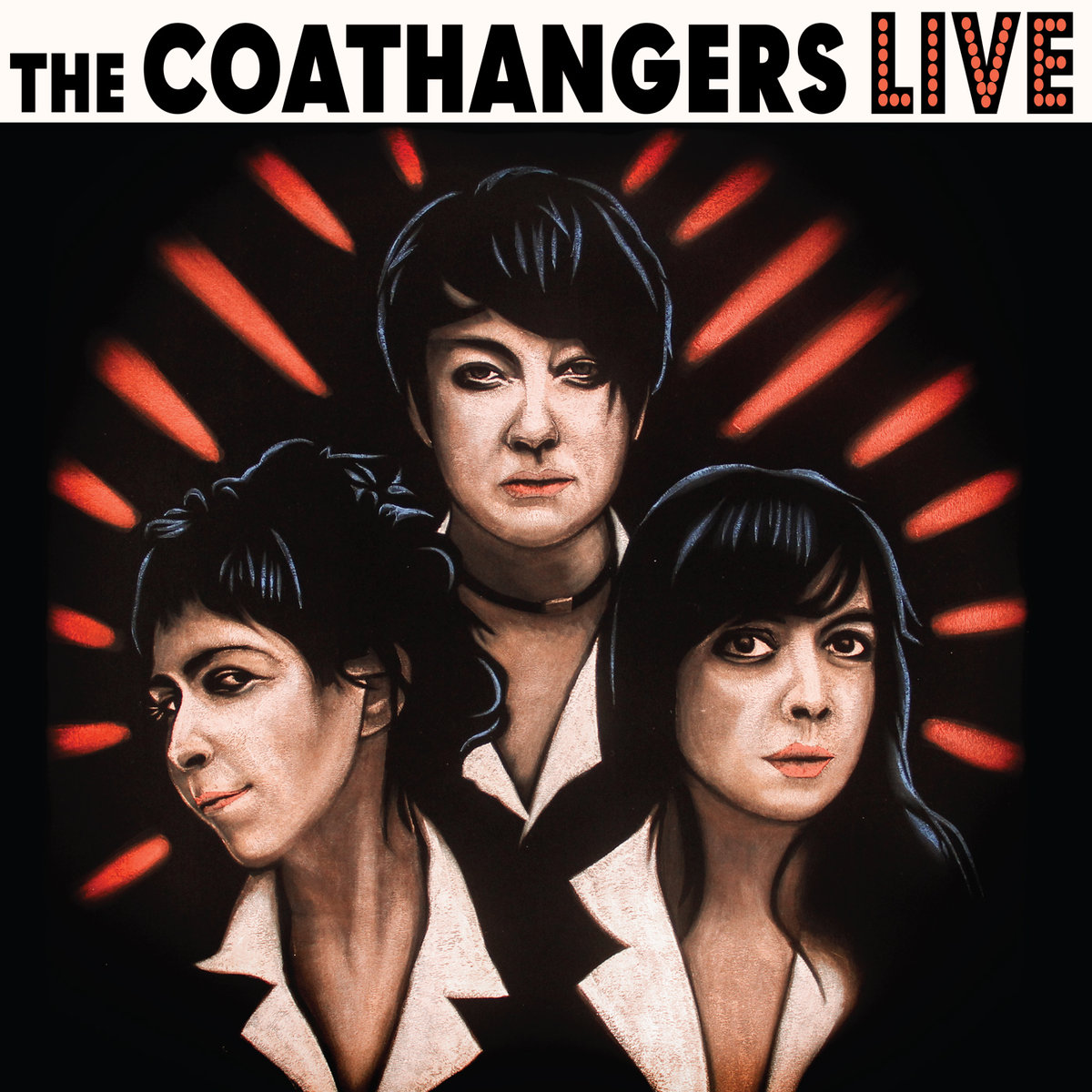 The Coathangers – Live