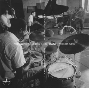 John Coltrane Both Directions album