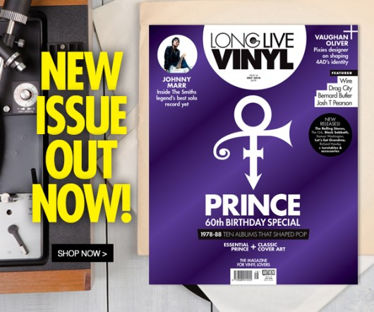 Long Live Vinyl issue 16
