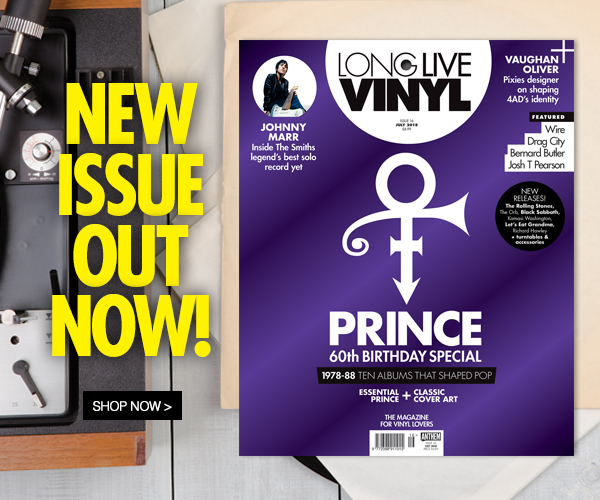 Long Live Vinyl issue 16