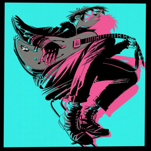 Gorillaz The Now Now album