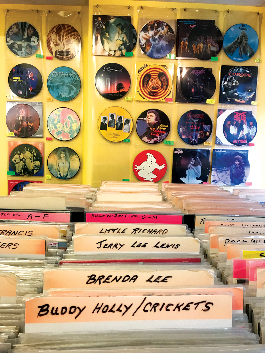The Trip: Best Record Shops in The Fens - Long Live Vinyl