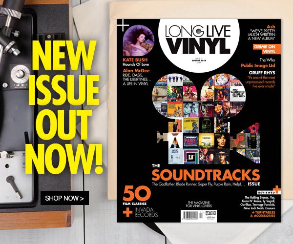 Long Live Vinyl issue 17