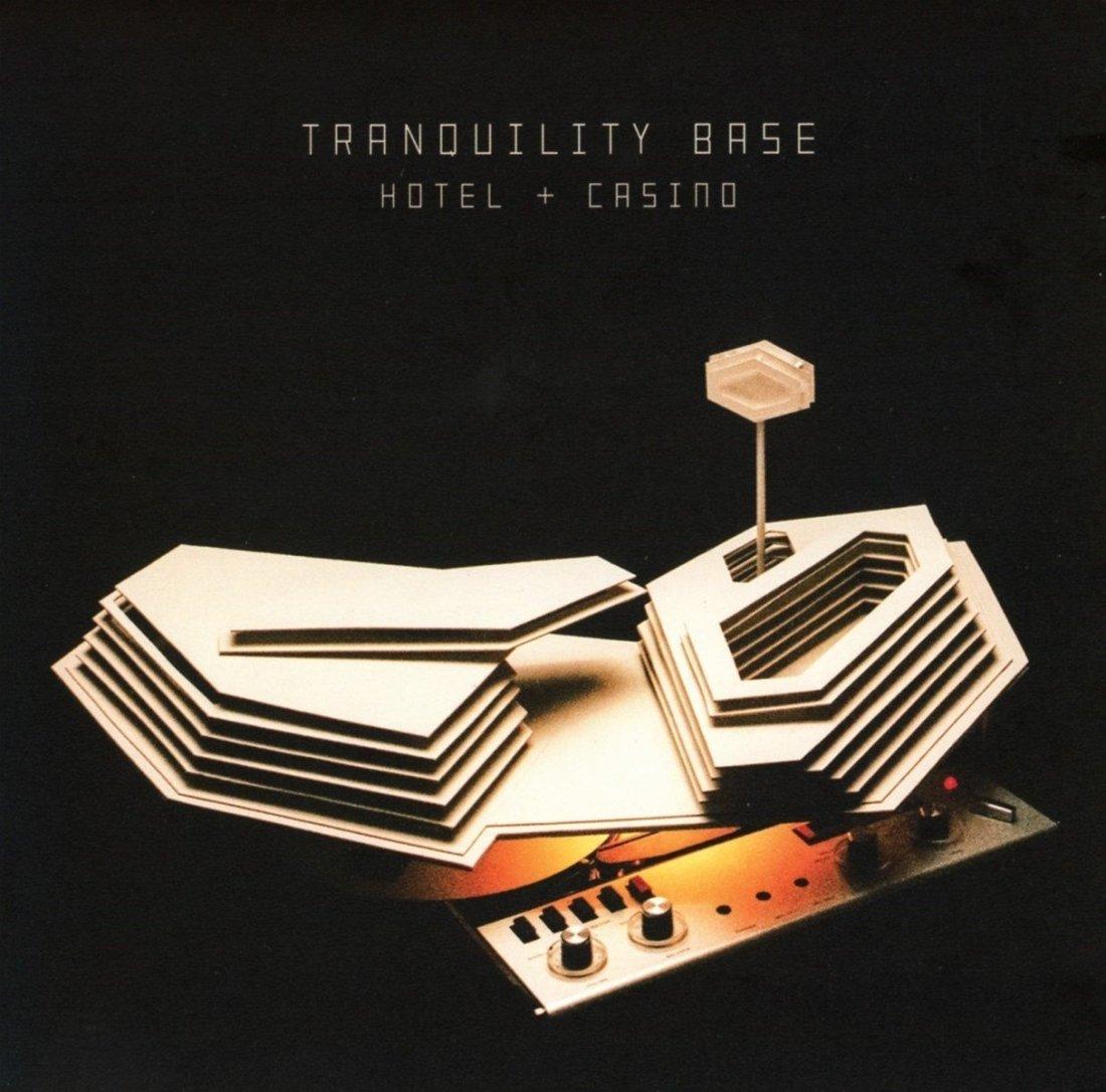 2018 Hyundai Mercury Prize Albums of the Year revealed - Arctic Monkeys - Tranquility Base Hotel + Casino
