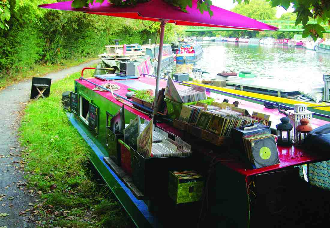 Talking Shop: River Man, The Record Deck