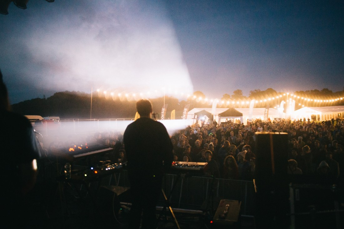 Hookworms at Sea Change Festival