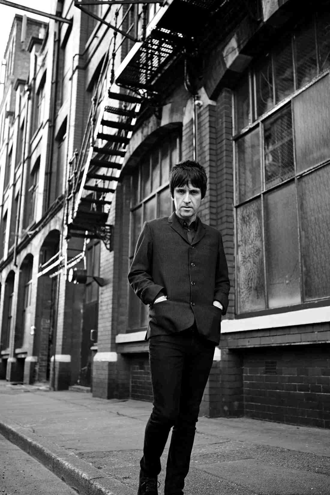 Made in Manchester: Johnny Marr interview