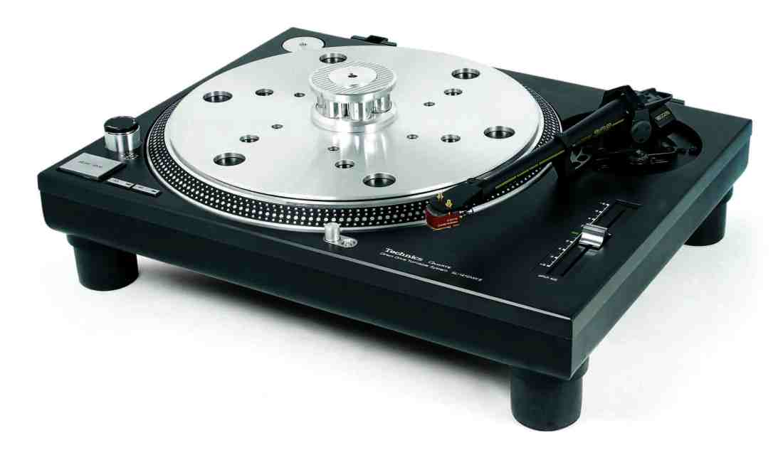 How To Buy: Turntable Upgrades - Timestep EVO