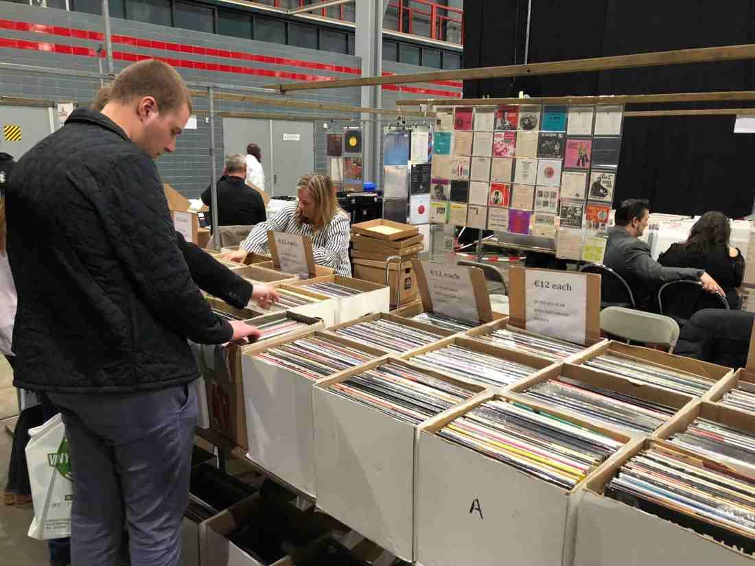 The Trip: Mega Record & CD Fair, Utrecht - DC Overstocks