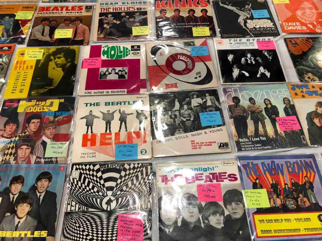 The Trip: Mega Record & CD Fair, Utrecht - Discoleccao