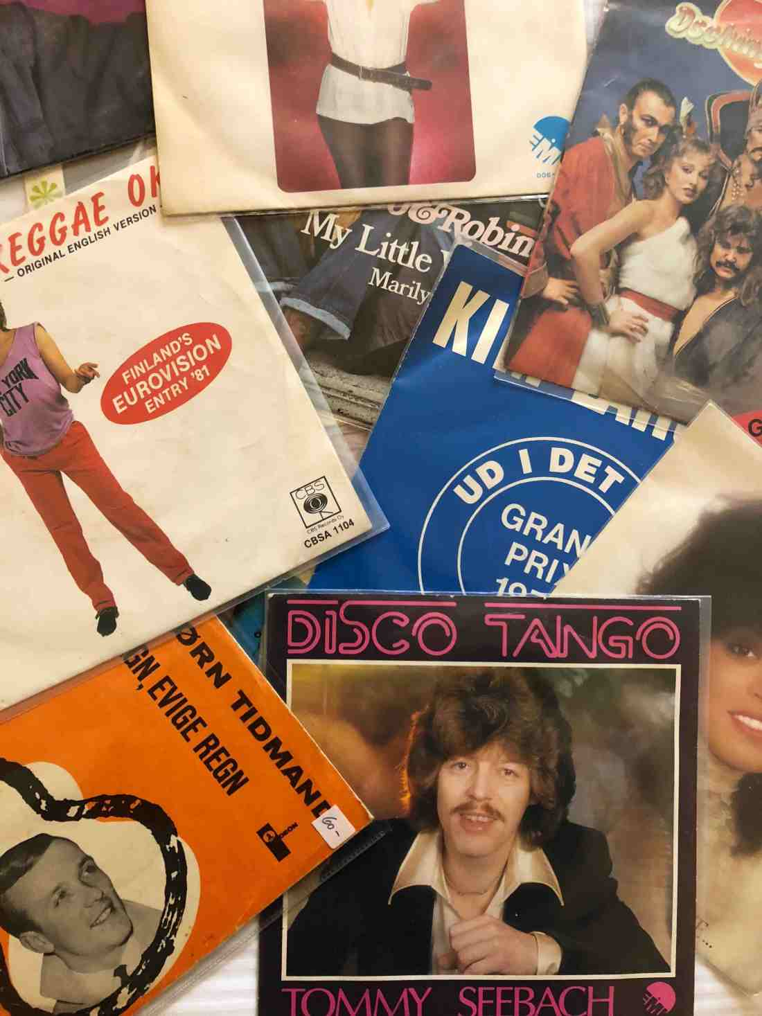 The Trip: Mega Record & CD Fair, Utrecht - B Pedersen