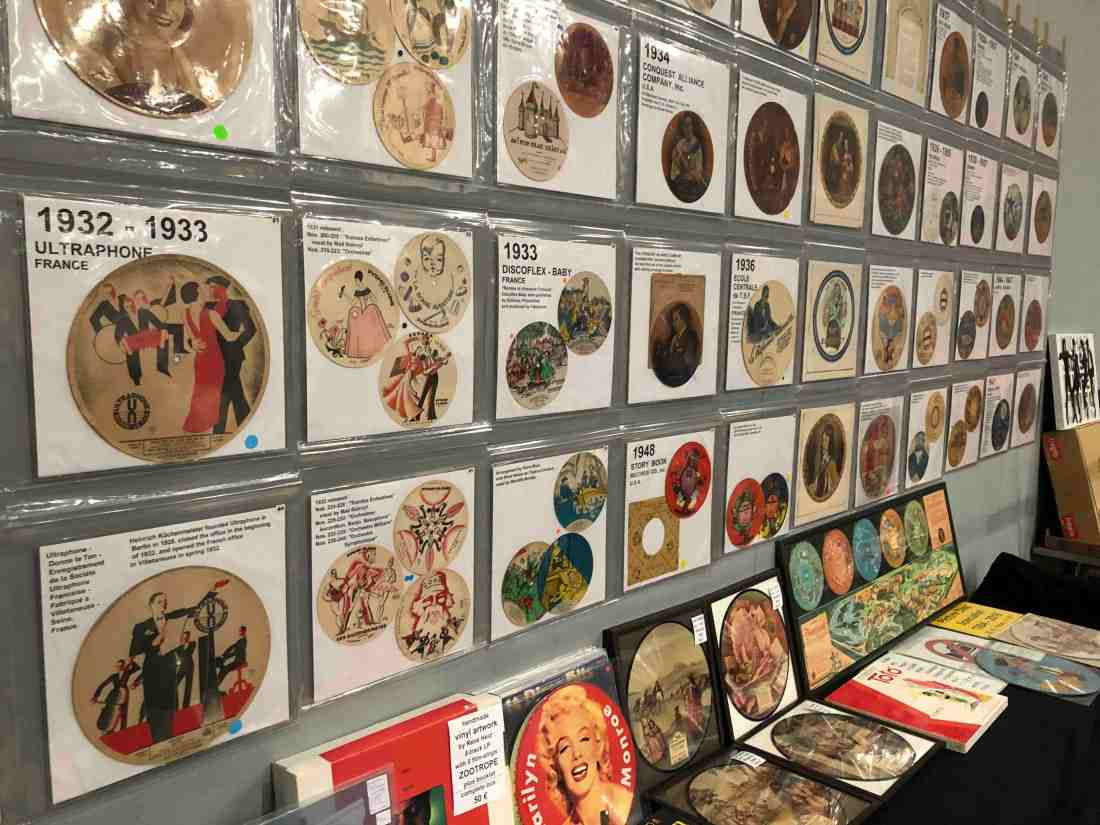 The Trip: Mega Record & CD Fair, Utrecht  - World Of Picture Discs