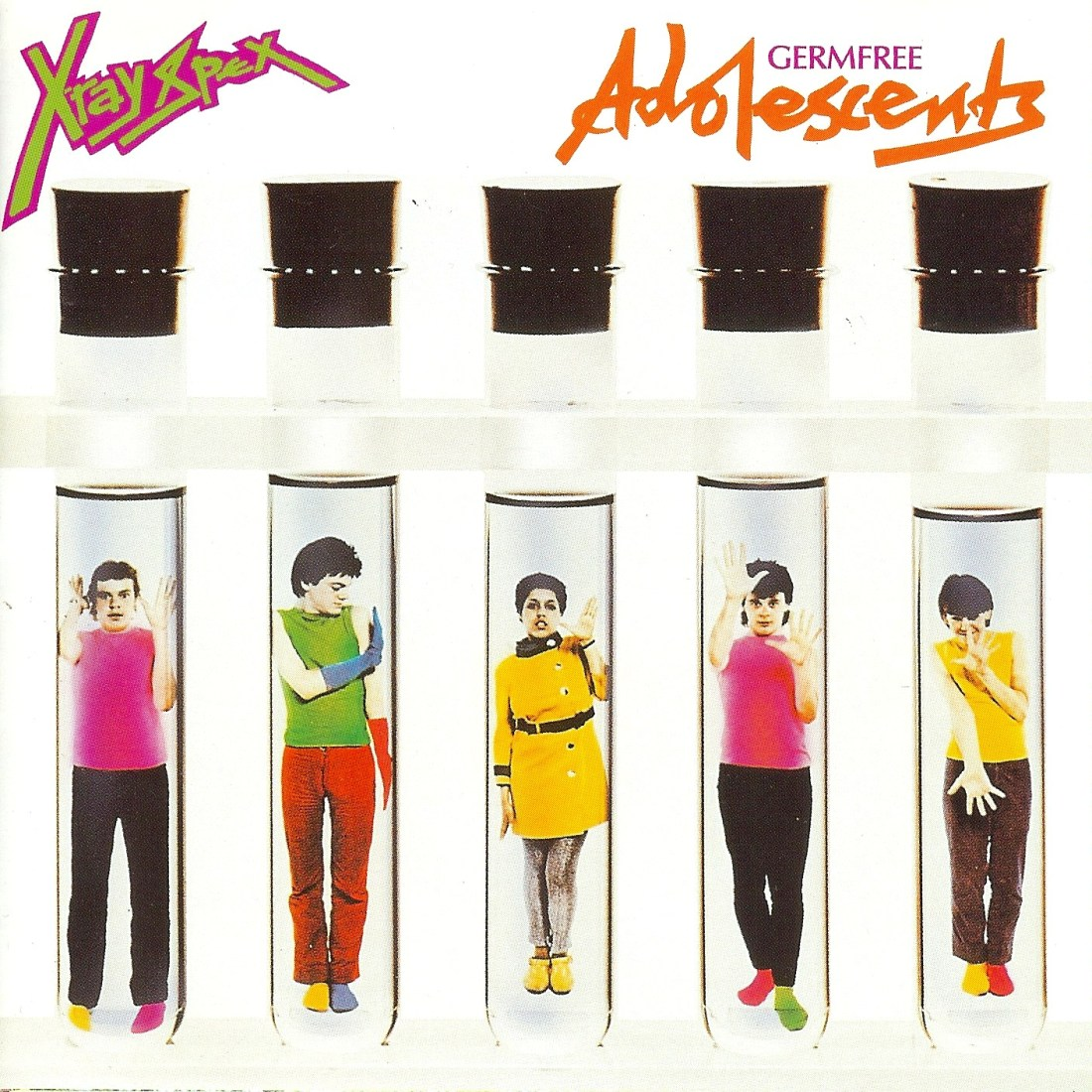1978: A Vintage Year - X-Ray Spex