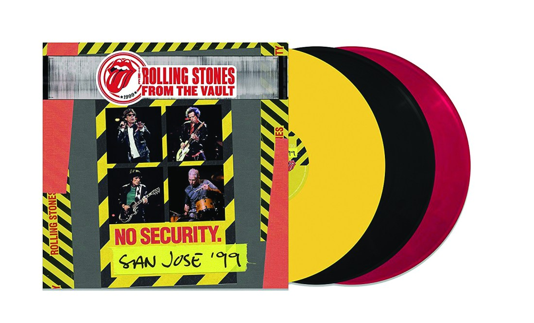 Review: The Rolling Stones - From The Vault: No Security, San Jose '99