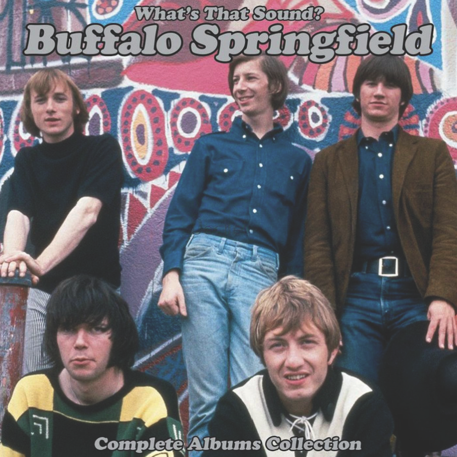 Review: Buffalo Springfield - What's That Sound? Complete Albums Collection