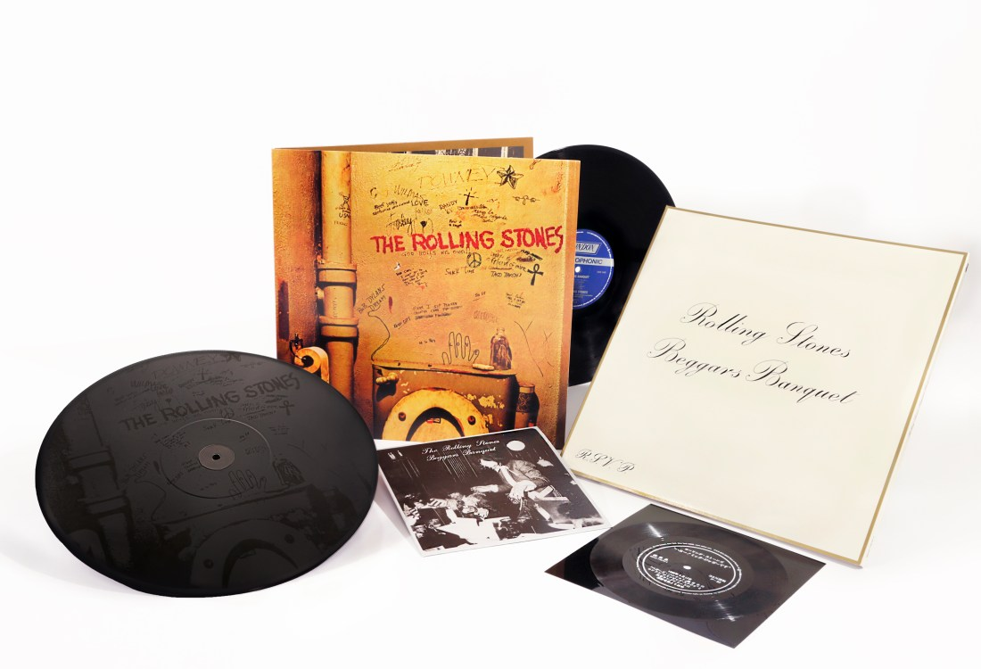 The Rolling Stones Beggars Banquet 50th anniversary edition