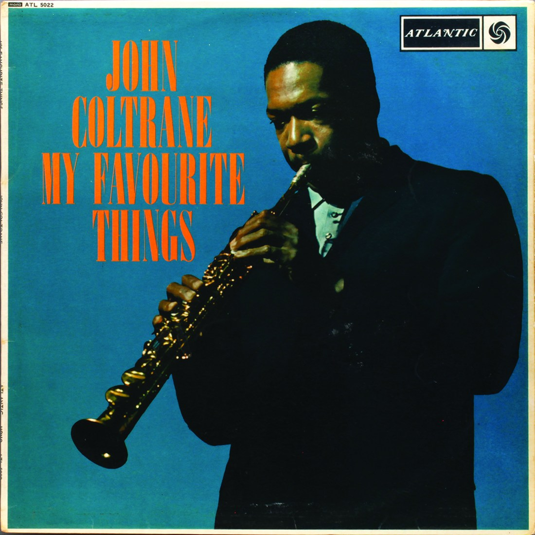 Crate Digging with... Graham Fellows - John Coltrane